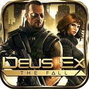Carátula de Deus Ex: The Fall - iOS