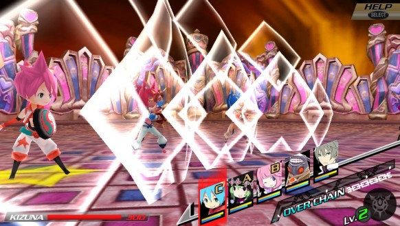 Conception II 3DS