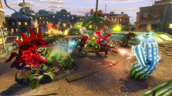 Plants vs. Zombies Garden Warfare análisis