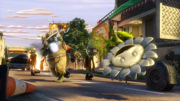 Plants vs. Zombies Garden Warfare Xbox 360