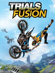 Carátula de Trials Fusion - Xbox One