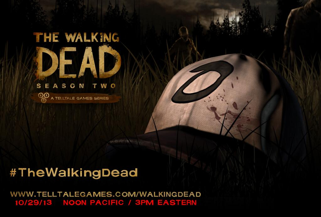 The Walking Dead: Season Two se presentará mañana por la tarde