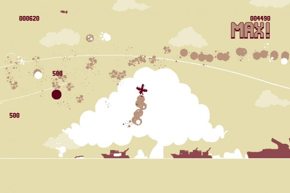 Luftrausers PS3