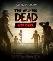 Carátula de The Walking Dead: 400 Days - PC