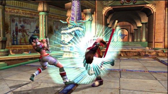 Soul Calibur II HD Online PS3