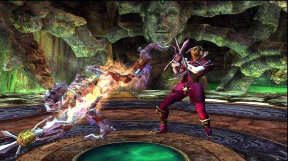 Soul Calibur II HD Online análisis