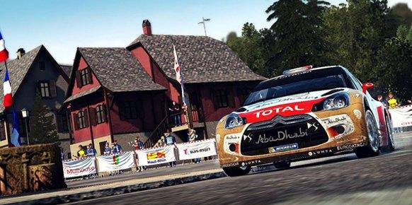 WRC 4 análisis