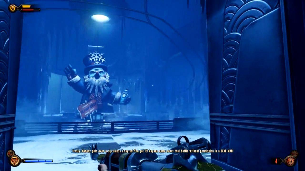 Imagen de BioShock Infinite - Panteón Marino 1