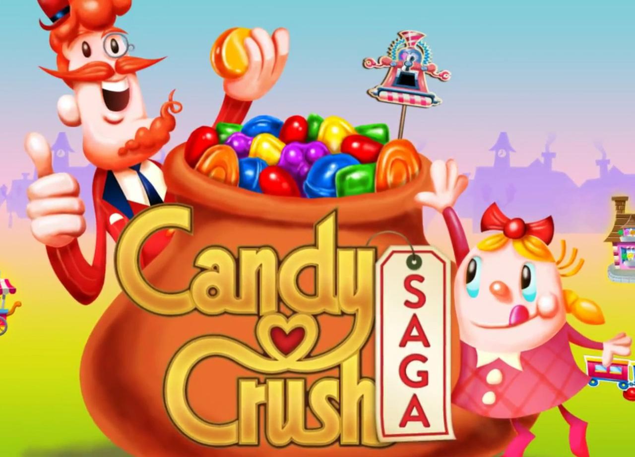 Los creadores de Candy Crush registran la palabra Candy y solicitan eliminar los juegos con ese nombre del Store
