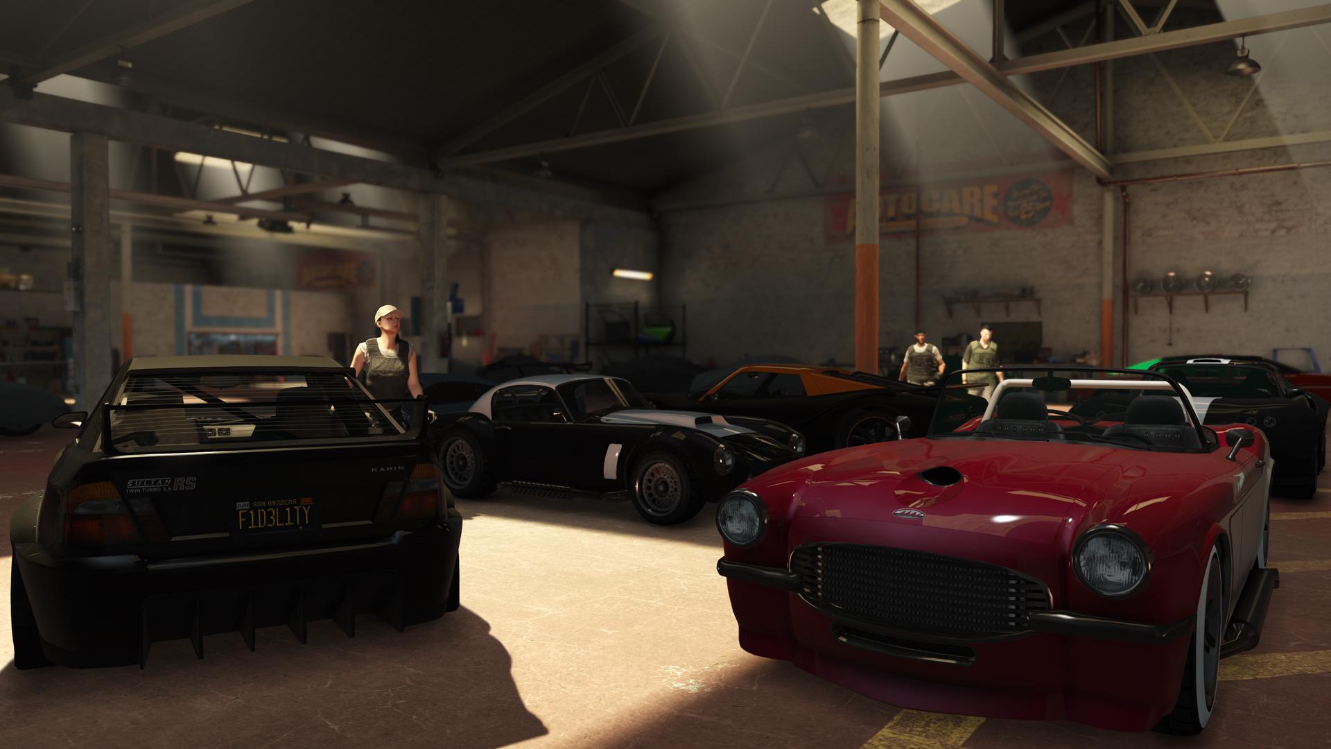 GTA Online: Invierte créditos de forma inteligente