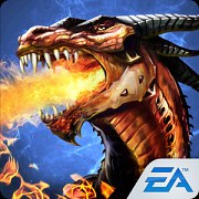 Carátula de Heroes of Dragon Age - Android