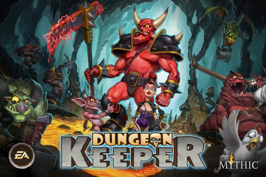 Peter Molyneux critica el nuevo Dungeon Keeper para móviles