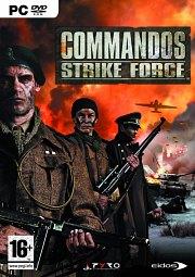 Carátula de Commandos: Strike Force - PC