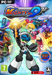 Carátula de Mighty No. 9 - PC