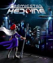 Carátula de Cosmic Star Heroine - Vita