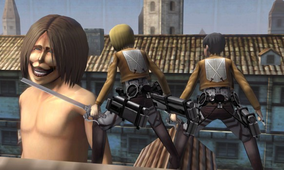 Attack on Titan: Attack on Titan: Avance