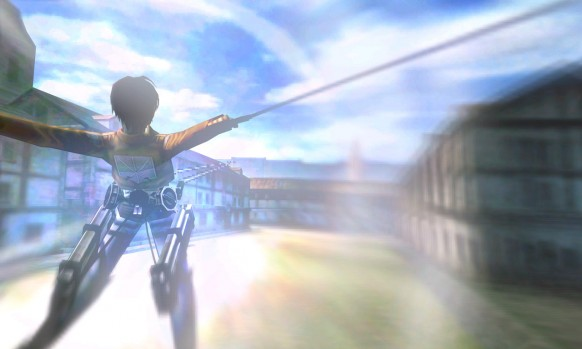 Attack on Titan 3DS