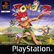 Carátula de Tombi! 2 - PS1