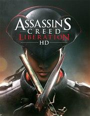 Carátula de Assassin's Creed Liberation HD - PS3