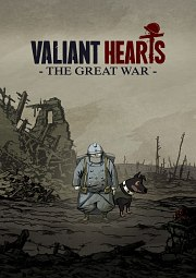 Carátula de Valiant Hearts: The Great War - PC