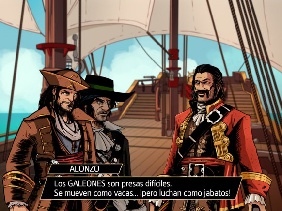 Assassin's Creed Pirates análisis