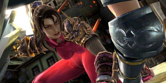Soul Calibur: Lost Swords