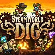 Carátula de Steamworld Dig - Wii U