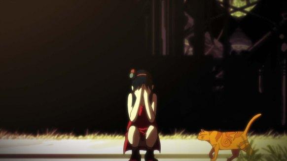 Short Peace Ranko Tsukigime's