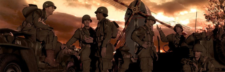 Brothers in Arms 3: Sons of War (2014).