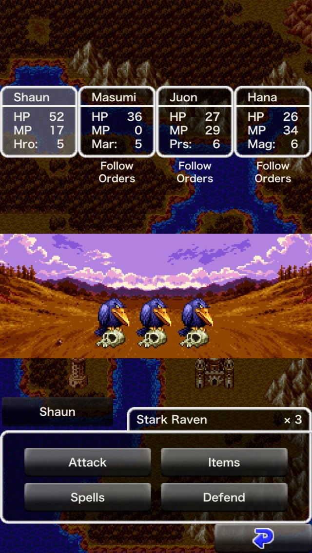 Dragon Quest III Android
