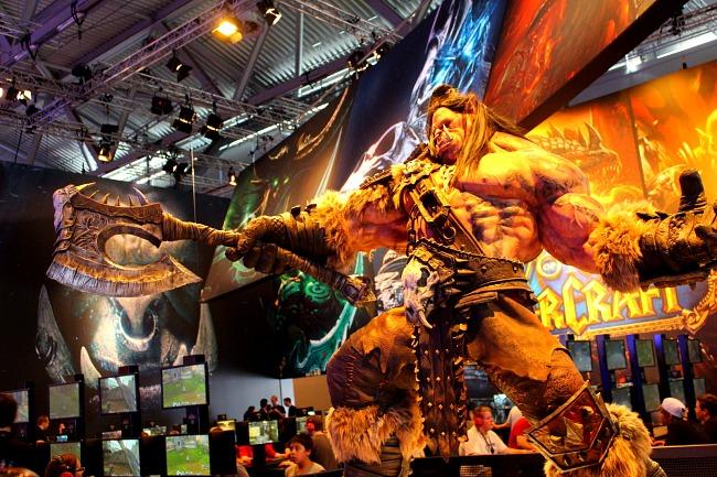 Galería de fotos de la GamesCom: La feria vista desde los ojos de 3DJuegos