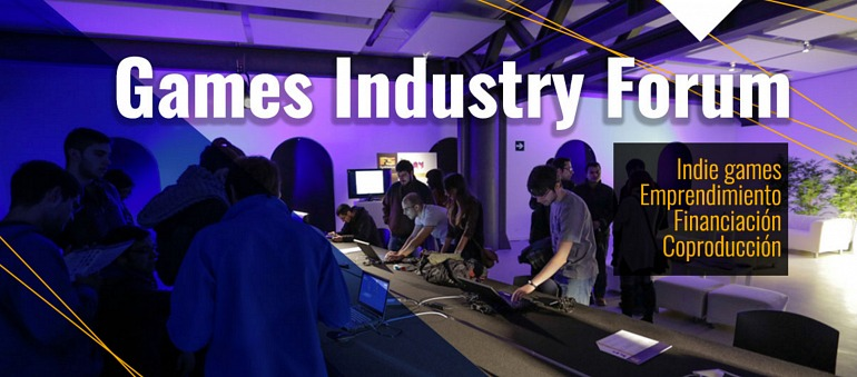F&S presenta Games Industry Forum, encuentro entre estudios de videojuegos, publishers e inversores