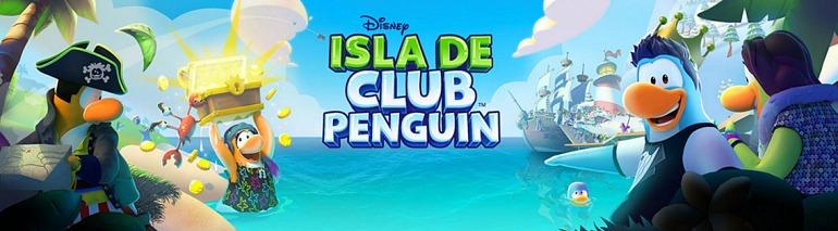 Isla de Club Penguin, la nueva generación de pingüinos llega a iOS y Android