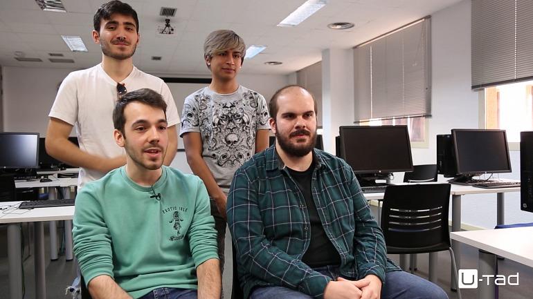 Conoce (¡y juega gratis!) los nuevos proyectos del grado de videojuegos de U-TAD