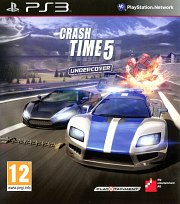 Carátula de Crash Time 5: Undercover - PS3