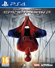 Carátula de The Amazing Spider-Man 2 - PS4