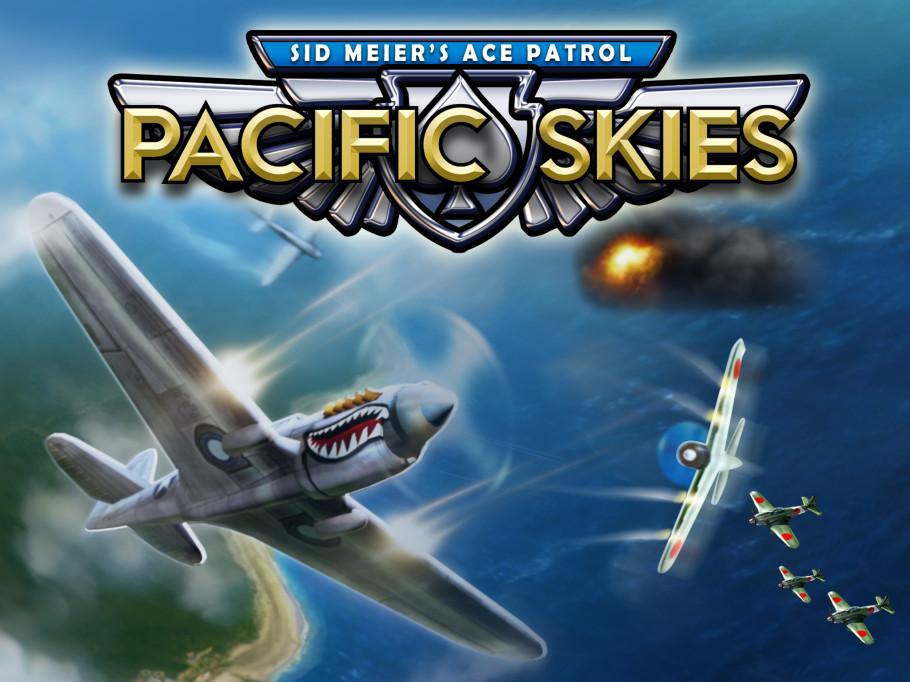 Ace Patrol: Pacific Skies. Lo nuevo de Sid Meier para PC y móviles a la venta a comienzos de noviembre