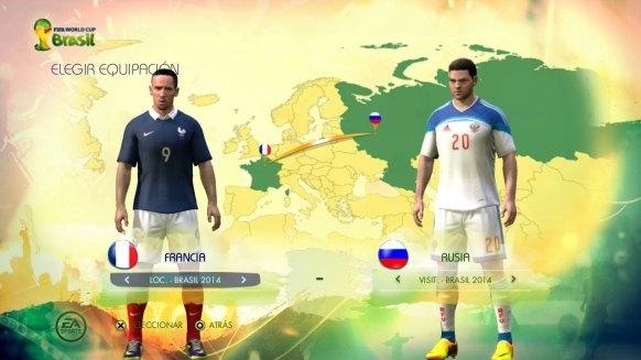 Mundial de la FIFA Brasil 2014 PS3