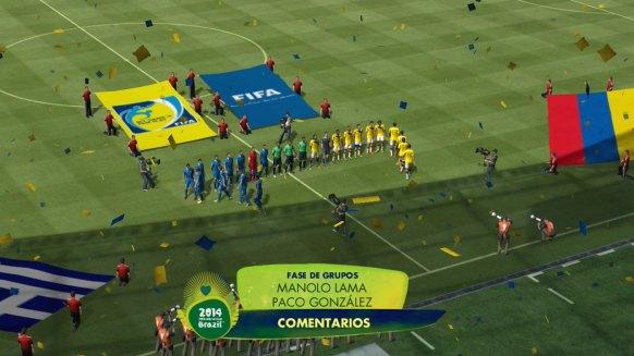 Mundial de la FIFA Brasil 2014 análisis