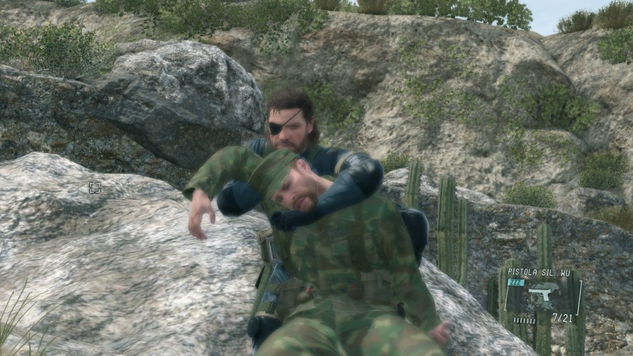 Metal Gear Solid V Ground Zeroes análisis