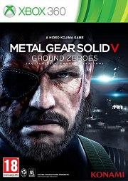 Carátula de Metal Gear Solid V: Ground Zeroes - Xbox 360
