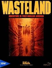 Carátula de Wasteland - C-64