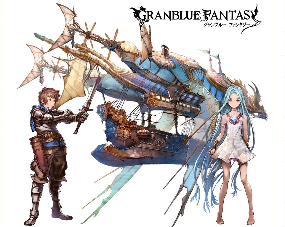 Grandblue Fantasy, lo nuevo de veteranos de Final Fantasy, ve retrasada su salida en Japón