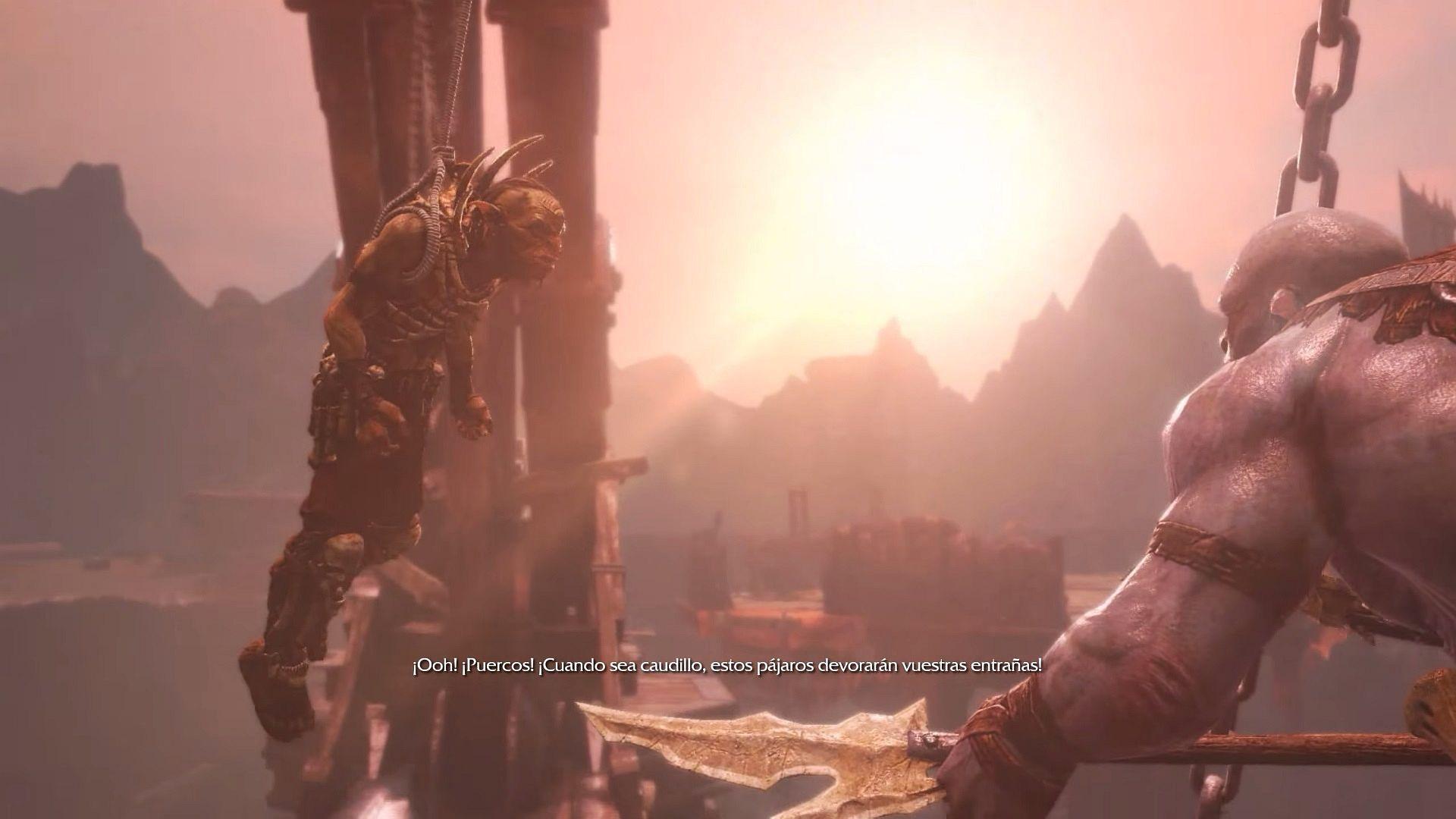 Imagen de La Tierra-Media: Sombras de Mordor