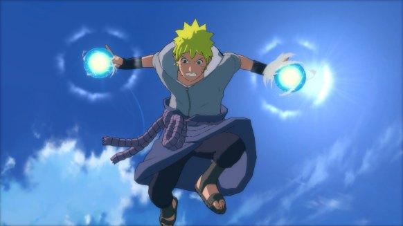 Naruto SUN Storm Revolution Xbox 360