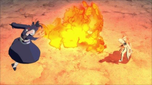 Naruto SUN Storm Revolution