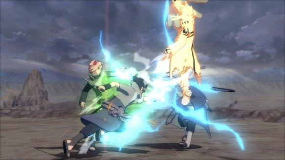 Naruto SUN Storm Revolution análisis