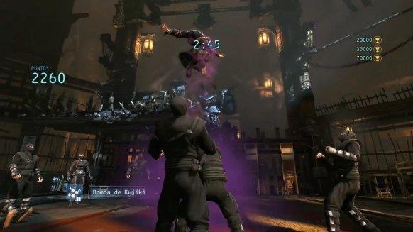 Batman Origins - Iniciación análisis
