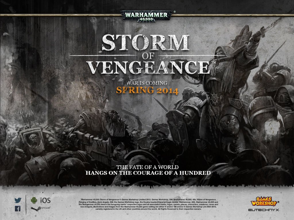 Anunciado Warhammer 40k: Storm of Vengeance para PC y móviles