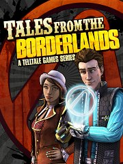 Carátula de Tales from the Borderlands - Vita